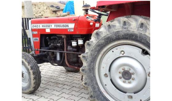98 Model - Hidrolik Direksiyon,Massey 240 S Traktör (Disk Fren)